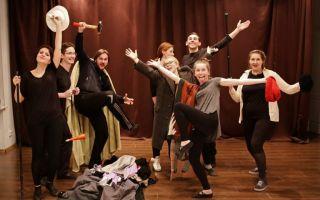 Театральный институт в санкт-петербурге: куда пойти учиться