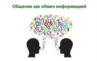 Интерактивное общение — это современный метод обмена информацией