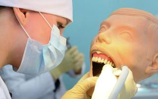 Сколько лет и где учиться на стоматолога
